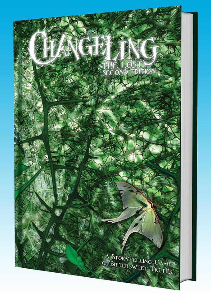 Changeling The Lost second edition core rulebook