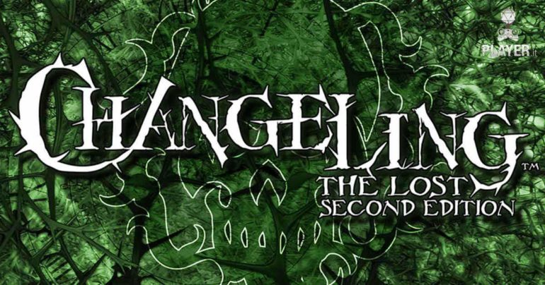 Changeling the lost second edition