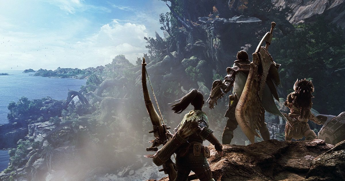 Monster Hunter World per PC uscirà entro fine anno