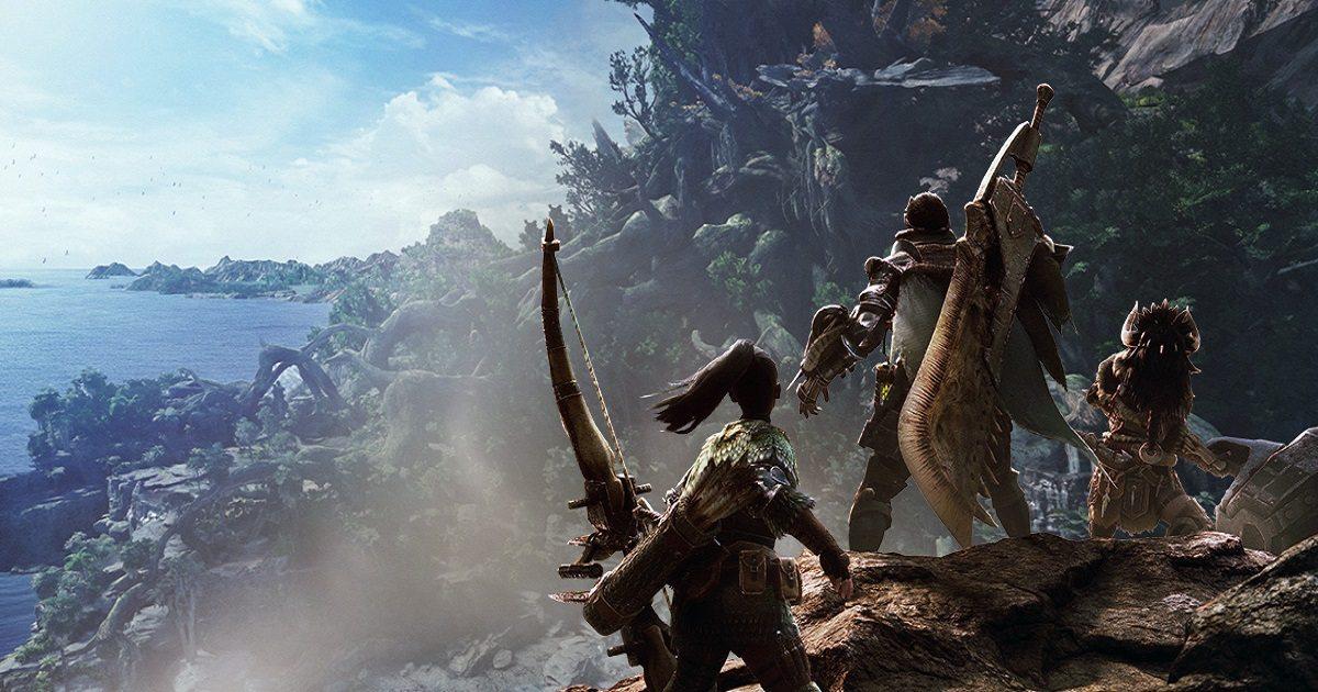 Monster Hunter World per PC uscirà entro fine anno