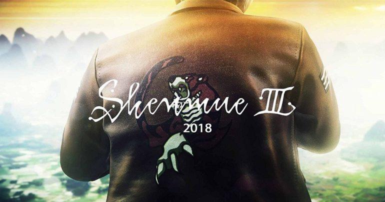 shenmue III 2018