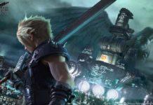 final fantasy VII remake mostra