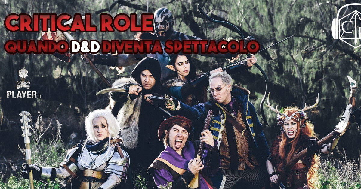 critical role D&D twitch
