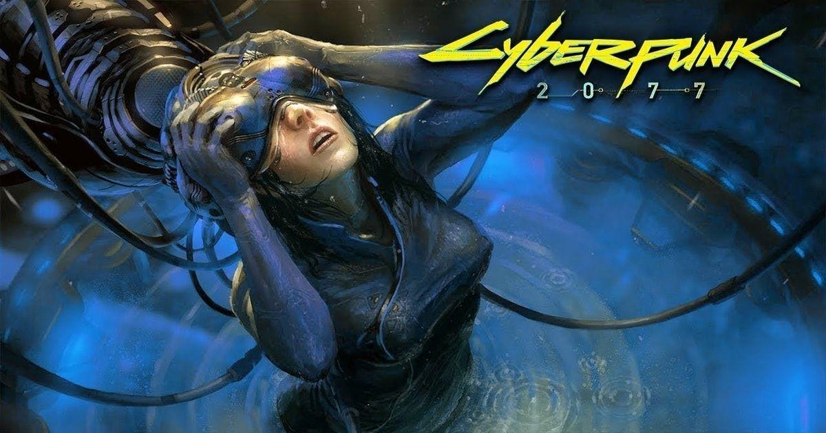 cyberpunk 2077 animazioni