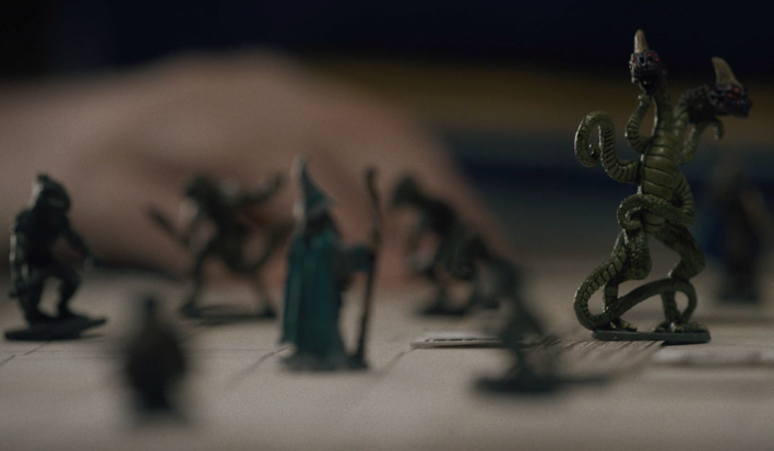 demogorgon stranger things dungeons and dragons