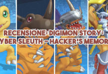Recensione: Digimon Story: Cyber Sleuth - Hacker's Memory