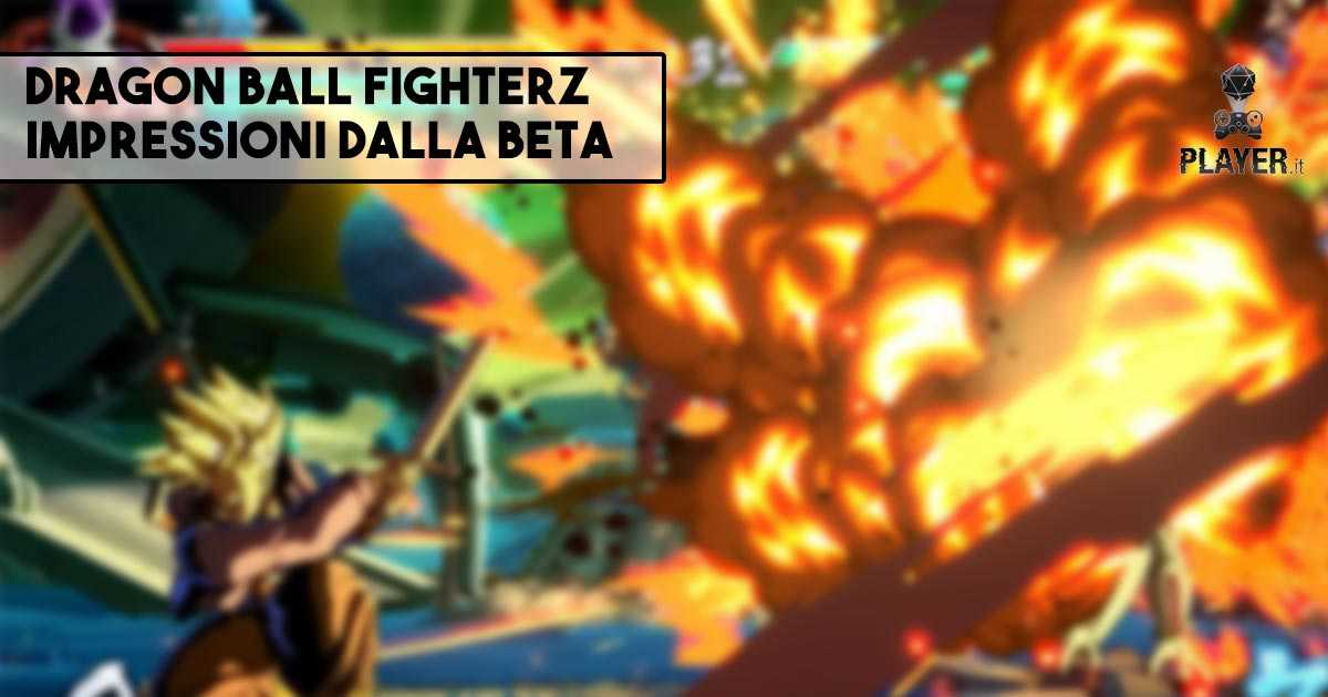 dragon ball fighterz beta