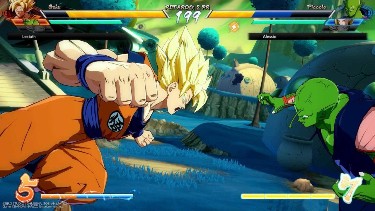 Dragon Ball FighterZ goku