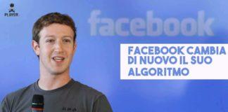 facebook algoritmo cambiato