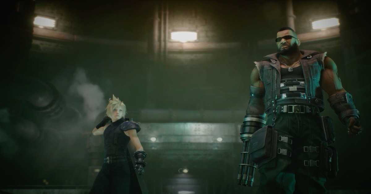 Final Fantasy VII Remake: Square Enix svela dei nuovi artwork!