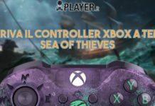 Arriva il controller Xbox a tema Sea of Thieves