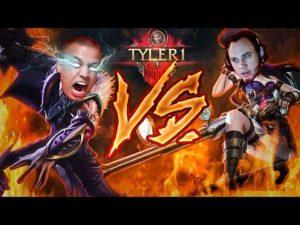 tyler1 vs riot phreak
