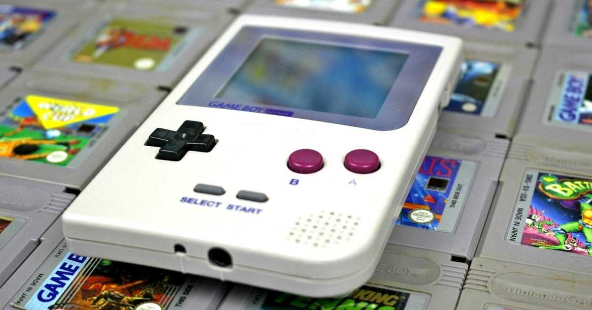 Hyperkin sta producendo un remake del Game Boy