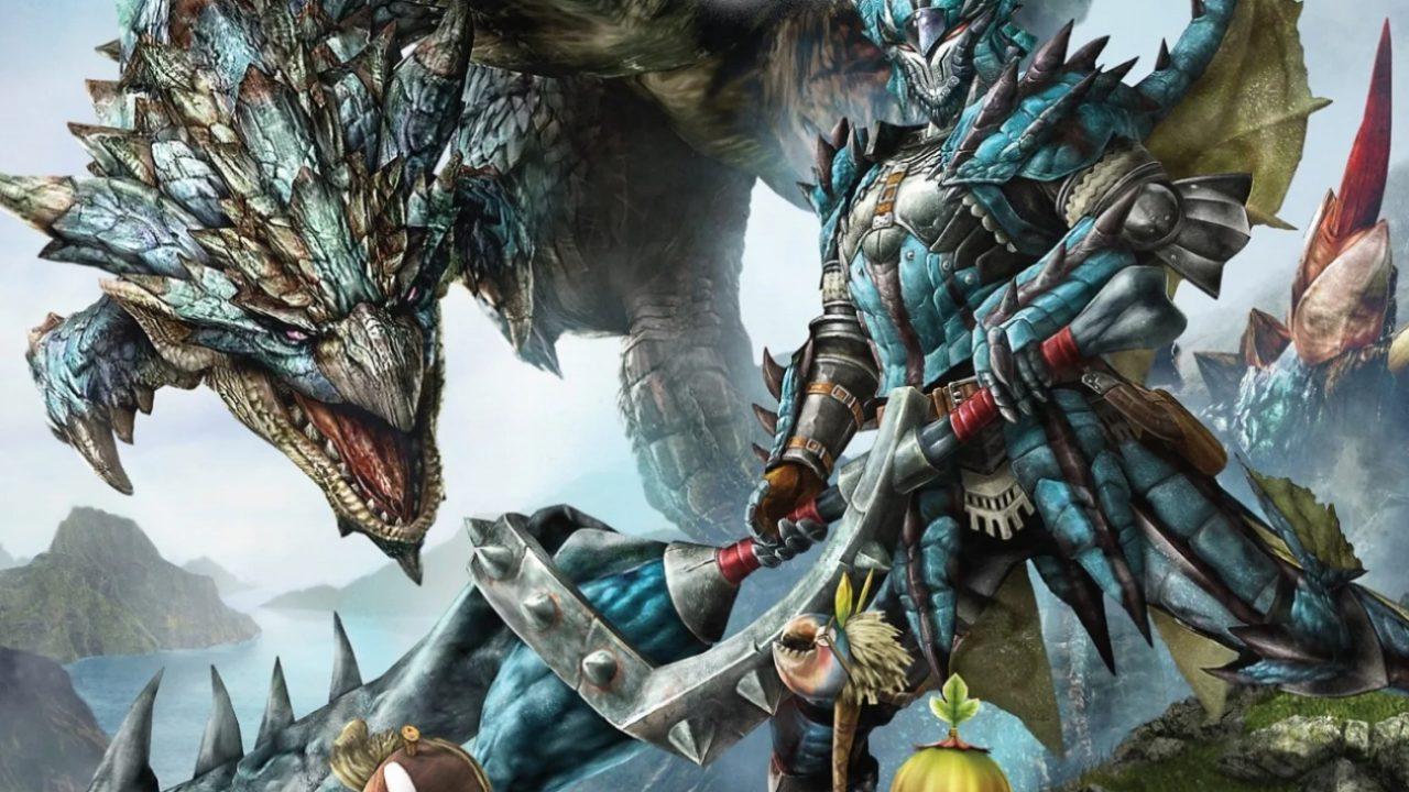 monster hunter pc