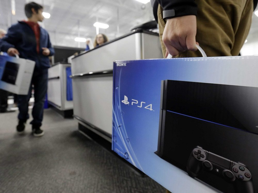 playstation 4 dati di vendita