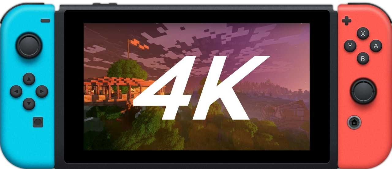 nintendo switch 4k