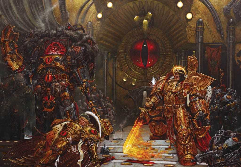 Imperatore di dark heresy