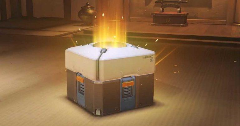 loot box videogiochi
