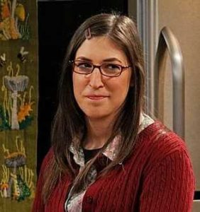 Amy Farrah Fowler mayim bialik big bang theory dungeons and dragons