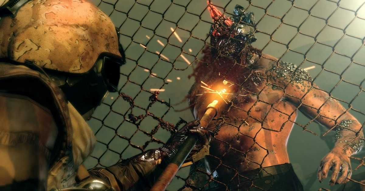 Metal Gear Survive: confronto reveal - beta, supporto a Xbox One X
