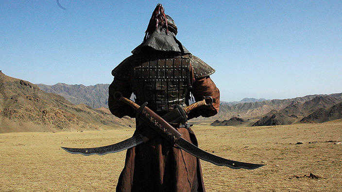 Mongol Warrior Barbarian