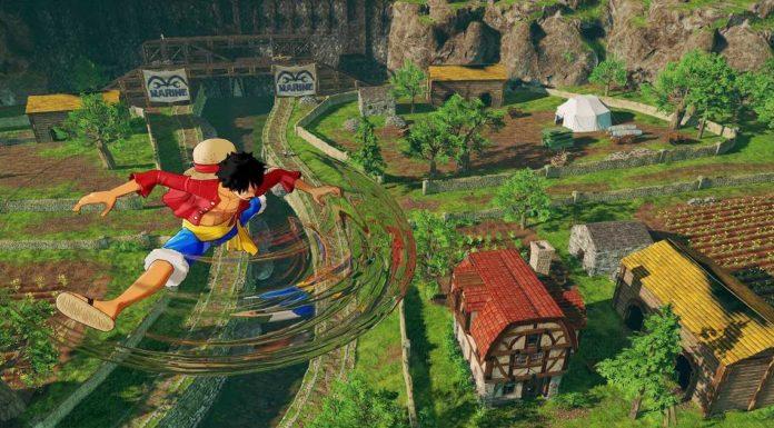 one piece world seeker primo gameplay
