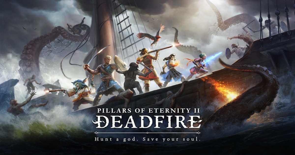 pillars of eternity II deadfire comandi