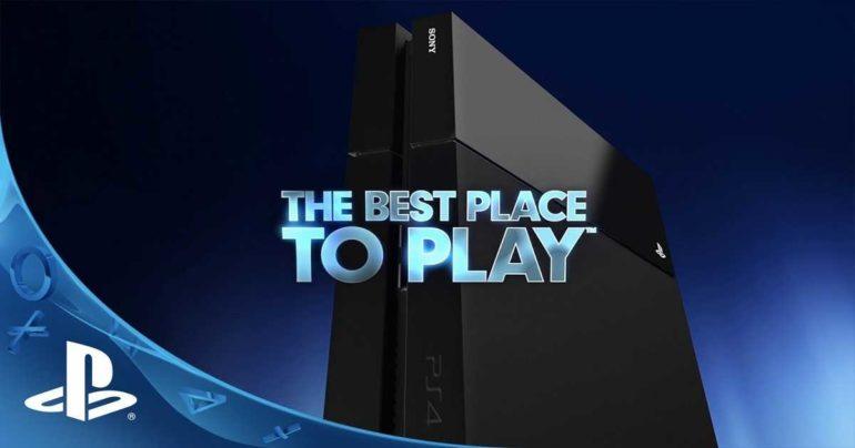 playstation 4 line up 2018