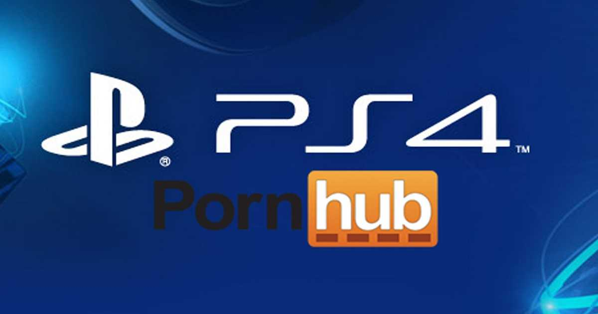 playstation 4 pornhub