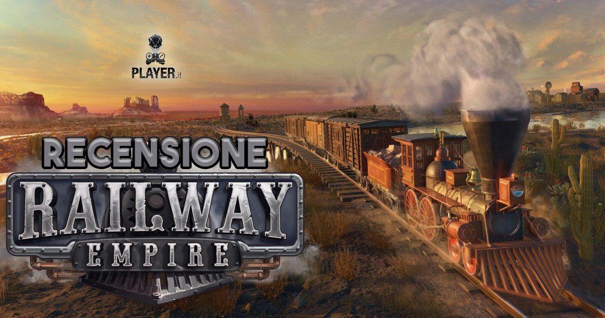 railway empire recensione