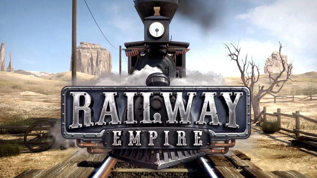Railway Empire copertina 1