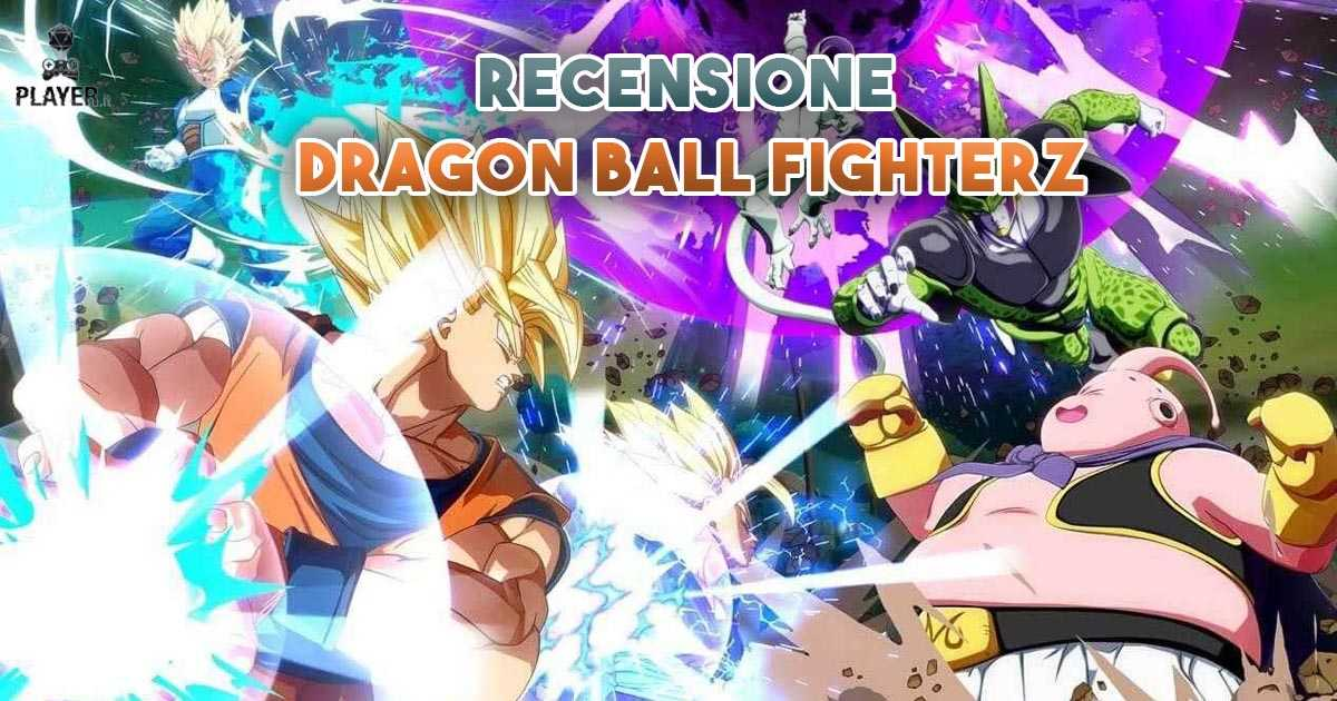 recensione dragonball fighter z