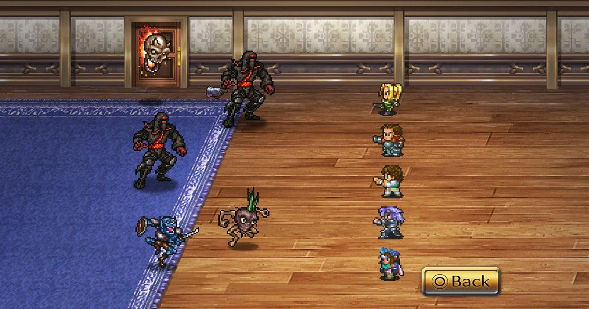 romancing saga 2 combat system