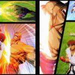 street fighter v arcade edition personaggi