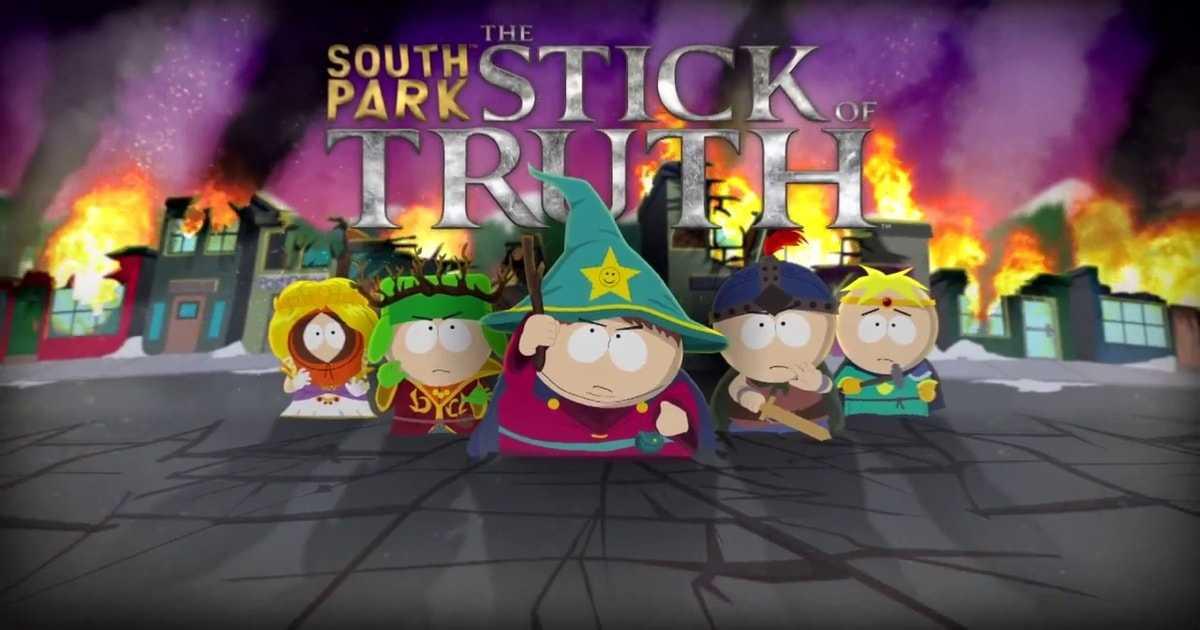 south park il bastone della verità ps4
