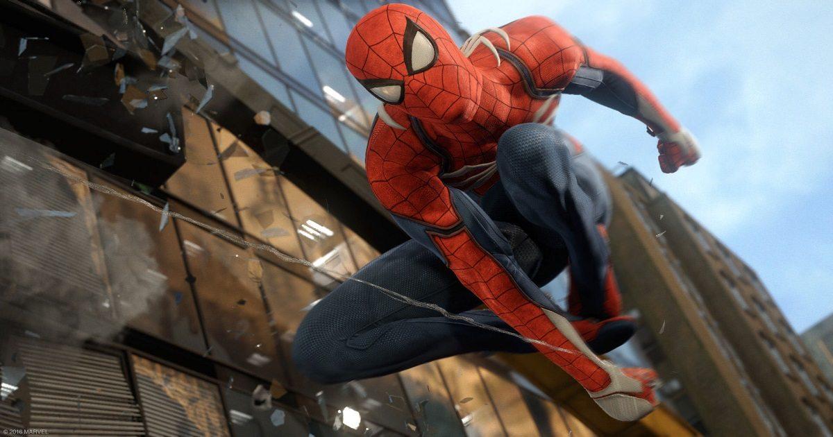 Spider-Man: Insomniac Games ha iniziato a testare il gioco su PS4