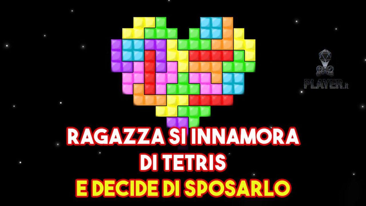 Cuscini Tetris.Ragazza Si Innamora Di Tetris E Decide Di Sposarlo Player It