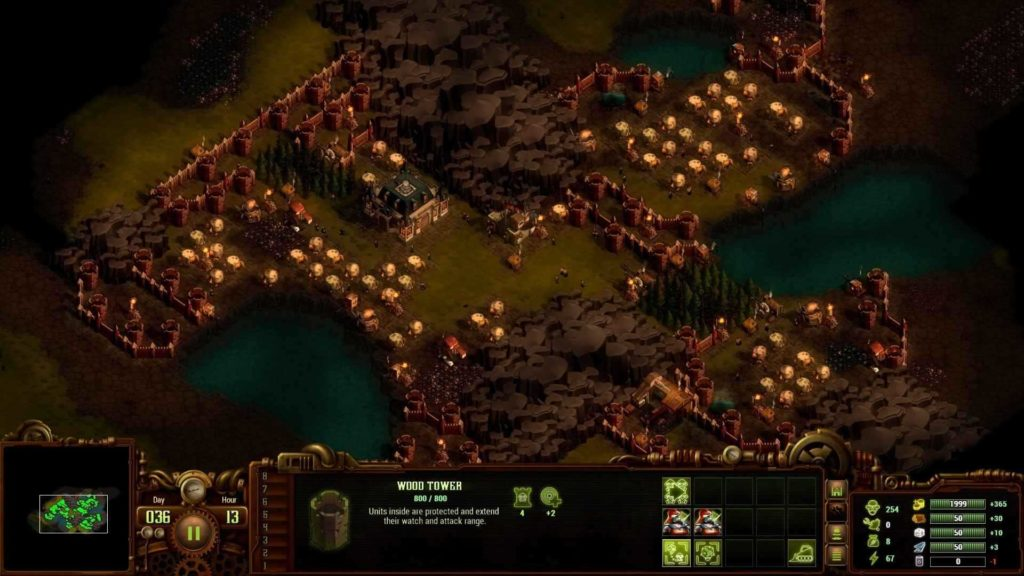 They Are Billions guida