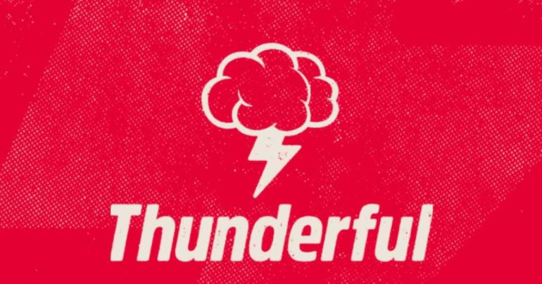thunderful studio logo