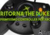 Ritorna The Duke, il primissimo controller per Xbox