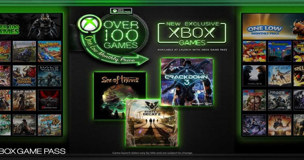 microsoft how to remove xbox game pass