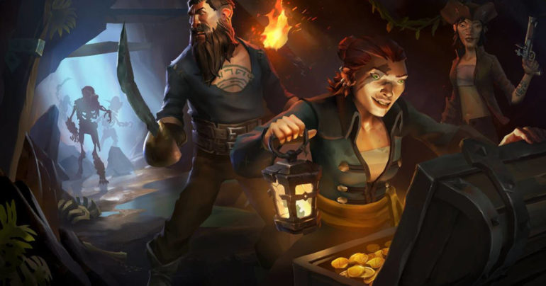 Sea of Thieves: no alle loot box, sì alle microtransazioni