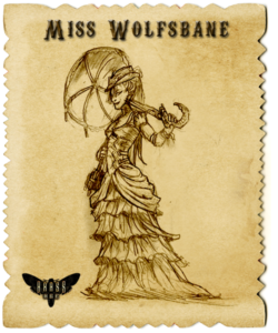 Brass Age - Miss Wolfsbane