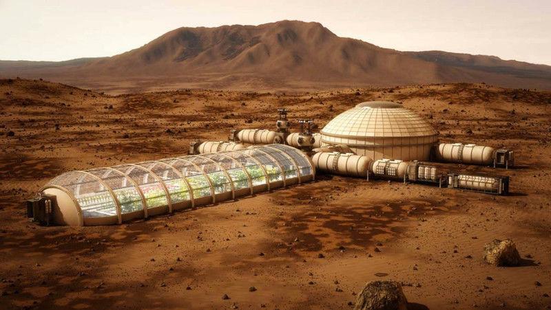 Colonizzare Marte