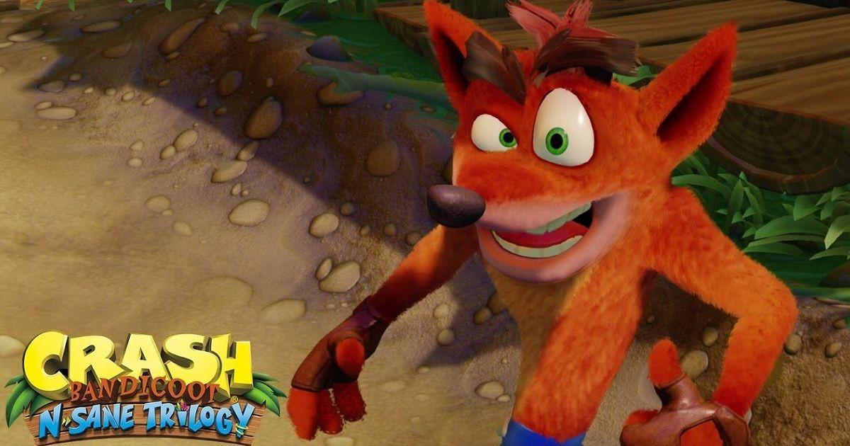 Crash Bandicoot: in arrivo un nuovo titolo?