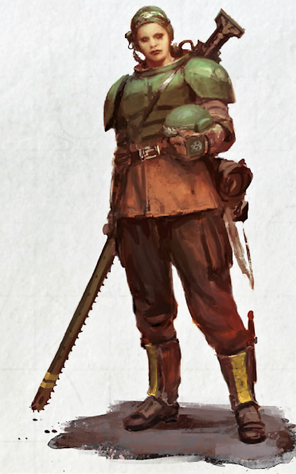 Guardia Imperiale dei Faeburn Vanquishers