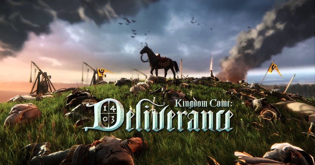 kingdom come deliverance guida