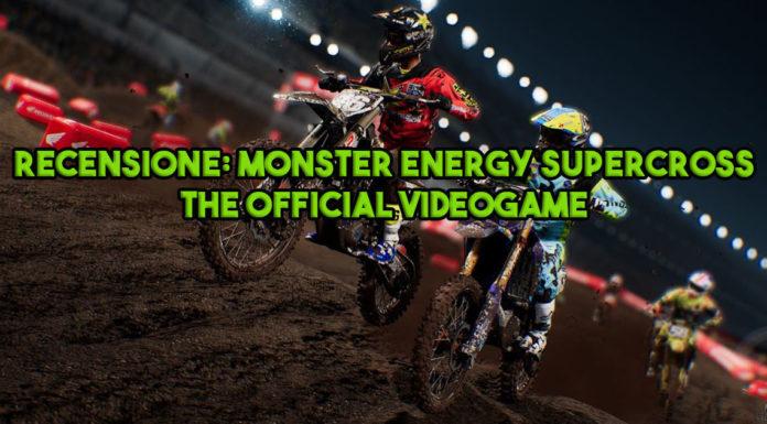 Recensione: Monster Energy Supercross