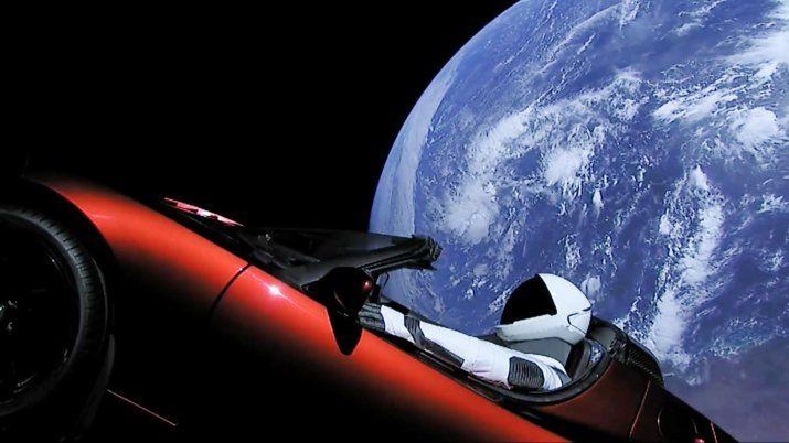 Il viaggio solitario di Starman