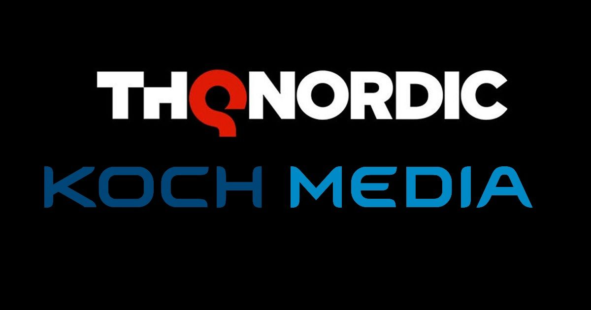 THQ Nordic acquisice Deep Silver e Koch Media